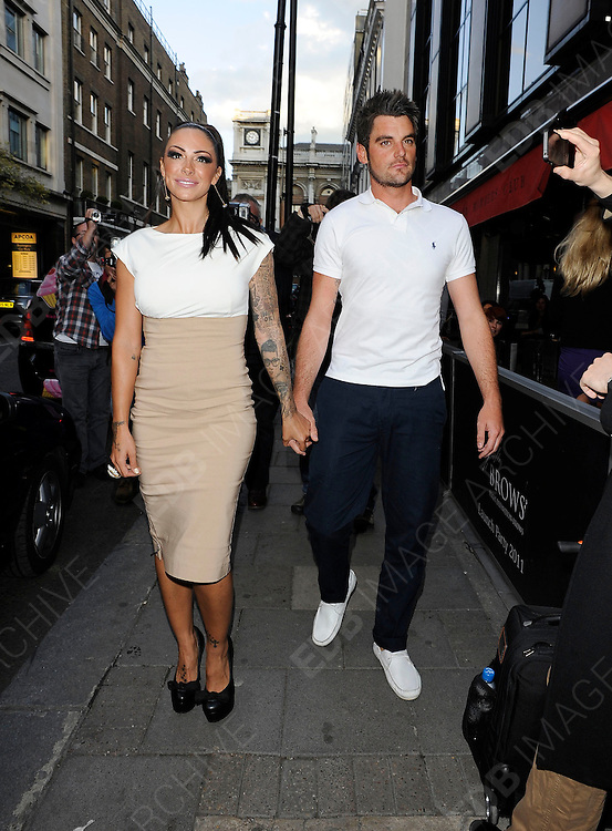31.MAY.2011. LONDON<br /> <br /> JODIE MARSH ATTENDS THE LAUNCH PARTY FOR HD BROWS AT EMBASSY NIGHT CLUB IN MAYFAIR.<br /> <br /> BYLINE: EDBIMAGEARCHIVE.COM<br /> <br /> *THIS IMAGE IS STRICTLY FOR UK NEWSPAPERS AND MAGAZINES ONLY*<br /> *FOR WORLD WIDE SALES AND WEB USE PLEASE CONTACT EDBIMAGEARCHIVE - 0208 954 5968*