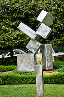 National Gallery, Washington DC. A piece in the Sculpture Garden