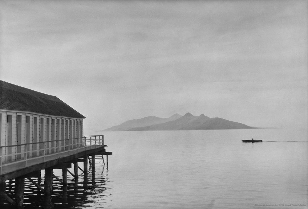 Great Salt Lake, Utah, USA, 1926