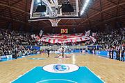 DESCRIZIONE : Final Eight Coppa Italia 2015 Finale Olimpia EA7 Emporio Armani Milano - Dinamo Banco di Sardegna Sassari<br /> GIOCATORE : Ultras Milano<br /> CATEGORIA : Pubblico Tifosi Ultras Coreografia<br /> SQUADRA : Olimpia EA7 Emporio Armani Milano<br /> EVENTO : Final Eight Coppa Italia 2015<br /> GARA : Olimpia EA7 Emporio Armani Milano - Dinamo Banco di Sardegna Sassari<br /> DATA : 22/02/2015<br /> SPORT : Pallacanestro <br /> AUTORE : Agenzia Ciamillo-Castoria/L.Canu
