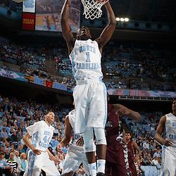 2014-11-14 NC Central and North Carolina basketball