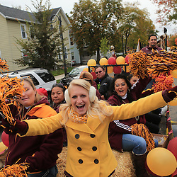 CMU Homecoming Parade 2013