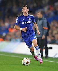 - Photo mandatory by-line: Alex James/JMP - Mobile: 07966 386802 - 17/09/2014 - SPORT - FOOTBALL - London - Stamford Bridge - Chelsea v Schalke 04 - Champions League Group Stage