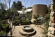Ethiopia, Axum, hotel