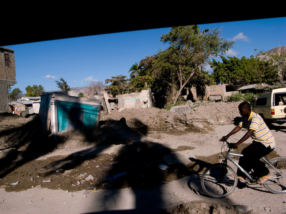 Gonaives, Haiti. 4/9/2009 Photo by Ben Depp