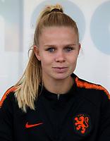 International Women's Friendly Matchs 2019 / <br /> Womens's Algarve Cup Tournament 2019 - <br /> Spain v Netherlands 2-0 ( Municipal Da Bela Vista Stadium- Parchal,Portugal ) - <br /> Kika Van Es of Netherlands