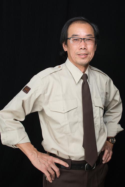 Portrait of Kyin Ngoon, Operator 1695 | October 19, 2015