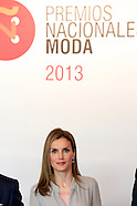 060614 Princess Letizia at the Ceremony of the first edition of the National Fashion Awards