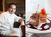 Chef Alain Pignard, Restaurant de l'hotel Reine Elizabeth, Montréal, 2012