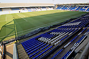 A general view of the stadium before the EFL Sky Bet League 1 match between Peterborough United and Shrewsbury Town at London Road, Peterborough, England on 23 February 2019.