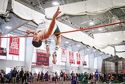 Boston University John Terrier Classic Indoor Track & Field: high jump Manhattan