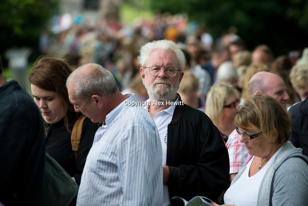 Foodies Festival Edinburgh. 8/9/10th August 2014.<br /> <br /> Photograph by Alex Hewitt<br /> alex.hewitt@gmail.com<br /> 07789 871540