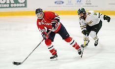 2016-10-14 Robert Morris Women's Hockey vs. Vermont