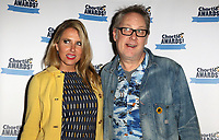 Nancy Sorrell, Vic Reeves, Chortle Comedy Awards, Up The Creek, London UK, 20 March 2017, Photo by Richard Goldschmidt