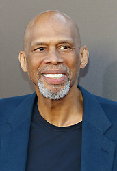 Kareem Abdul-Jabbar at the Los Angeles premiere of 'Sicario: Day Of The Soldado' held at the Regency Village Theatre in Westwood, USA on June 26, 2018.