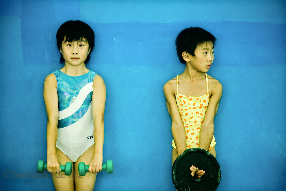 China, olympics, children, athletes, school, young, training,