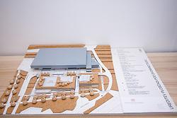 Plan for Arena Tivoli,  on April 29, 2009,  Ljubljana, Slovenia. (Photo by Vid Ponikvar / Sportida)