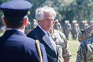 Conmemoración del 105º. aniversario de la Fuerza Aérea Uruguaya.