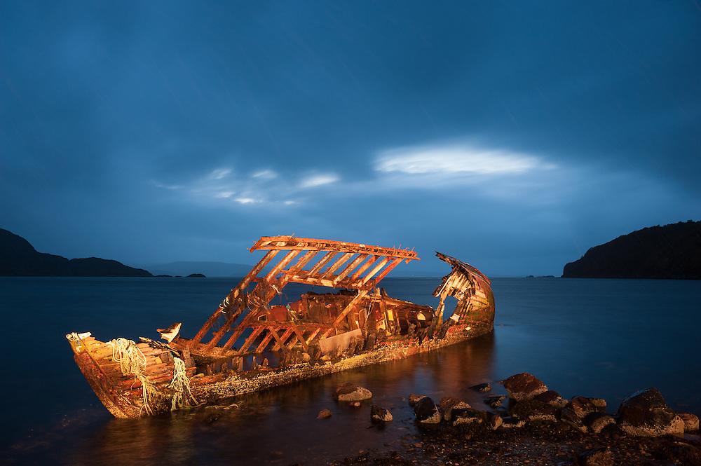 The Dayspring INS 65, Lower Diabeg, Torridon, Scotland