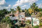 Shanty housing, Guantanamo Province, Cuba