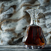 still life photography for Hennessy Cognac produts