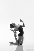 Black and white dance photography-Lookin Up -featuring Dance As Art ballerina Zui Gomez