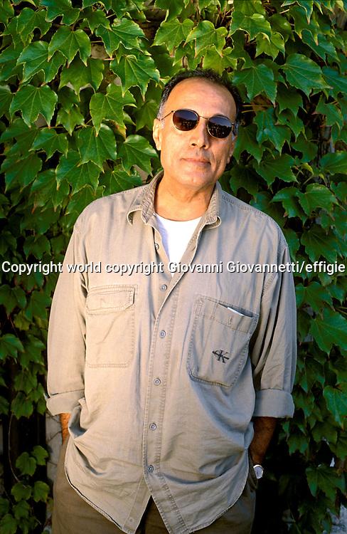 Abbas Kiarostami<br />world copyright Giovanni Giovannetti/effigie