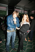 Julian Rhind-Tutt, Cast change for Wicked. Apollo Victoria theatre. After party at Park Plaza Victoria. 12 April 2007.  -DO NOT ARCHIVE-© Copyright Photograph by Dafydd Jones. 248 Clapham Rd. London SW9 0PZ. Tel 0207 820 0771. www.dafjones.com.