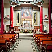 Chinese Holy Mother Church, Tainan City, Taiwan