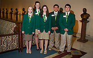 NE District 4-H Officer Team