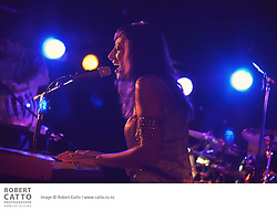 Singer / songwriter Raashi Malik launches her self-titled EP at San Francisco Bathhouse in Wellington, with a band including Steve Bremner, Thomas Voyce, Rhian Sheehan, Andy Hummel, Jess Chambers, Karnan Saba & Chetan Ramlu.