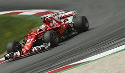 July 9, 2017 - Spielberg, –sterreich - SPIELBERG,AUSTRIA,09.JUL.17 - MOTORSPORTS, FORMULA 1 - Grand Prix of Austria, Red Bull Ring. Image shows Sebastian Vettel (GER/ Ferrari). Photo: GEPA pictures/ Daniel Goetzhaber (EQ Images) SWITZERLAND ONLY (Credit Image: © Gepa Pictures/EQ Images via ZUMA Press)