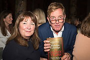 Nicholas Coleridge, The Glossy Years, book launch. V & A Museum. London. 30 September 2019