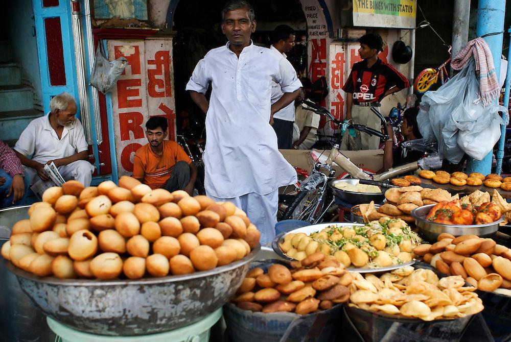 Calle Chandhi Chowk<br /> Delhi, India.