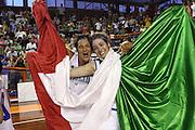 DESCRIZIONE : Pescara Giochi del Mediterraneo 2009 Mediterranean Games Italia Serbia  Italy  Serbia Final Women<br /> GIOCATORE : Team Squadra <br /> SQUADRA : Italia Italy<br /> EVENTO : Pescara Giochi del Mediterraneo 2009<br /> GARA : Italia Serbia  Italy  Serbia<br /> DATA : 02/07/2009<br /> CATEGORIA : Esultanza Oro Medaglia<br /> SPORT : Pallacanestro<br /> AUTORE : Agenzia Ciamillo-Castoria/C.De Massis<br /> Galleria : Giochi del Mediterraneo 2009<br /> Fotonotizia : Pescara Giochi del Mediterraneo 2009 Mediterranean Games Italia Serbia  Italy  Serbia Final Women<br /> Predefinita :