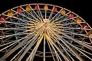 New York state fair at night New York State Fair Rides at Night