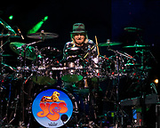 ALAN WHITE of Yes at Five Point Theater in Irvine, California