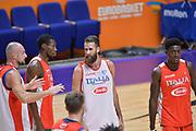 Luigi Datome<br /> Nazionale Italiana Maschile Senior<br /> Allenamento<br /> FIP 2017<br /> Tel Aviv, 29/08/2017<br /> Foto Ciamillo - Castoria/ Michele Longo