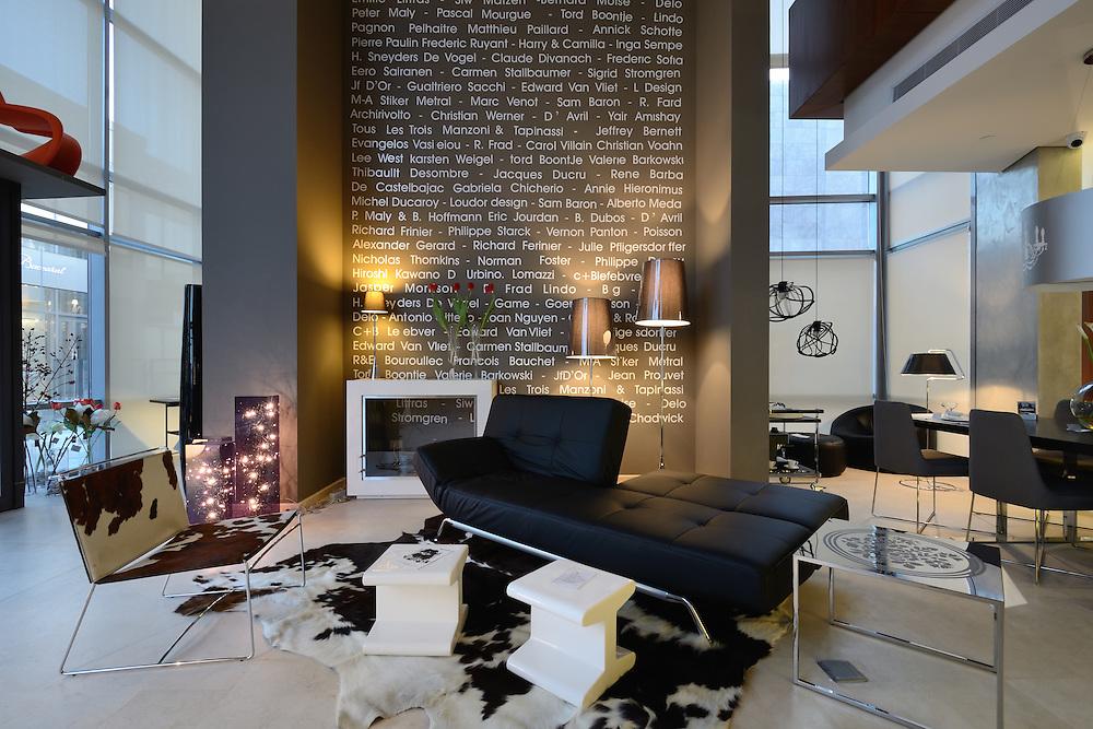 Style Design Showroom at Designopolis | Client: Style Design