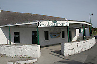 Restaurant on Inis Mor Aran Islands County Galway Ireland