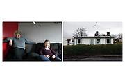 John & Mary MacQuaid - AIROH prefab - Paisley - UK - 2014