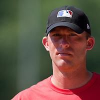 Baseball - MLB European Academy - Tirrenia (Italy) - 21/08/2009 - Tom Gillespie