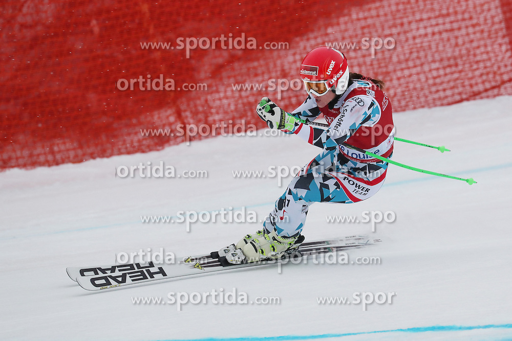 01.12.2016, Lake Louise, USA, FIS Weltcup Ski Alpin, Lake Louise, Abfahrt, Damen, Training, im Bild GOERGL Elisabeth // during the practice run of women's Downhill of the Lake Louise FIS Ski Alpine World Cup. Lake Louise, Austria on 2016/12/01. EXPA Pictures &copy; 2016, PhotoCredit: EXPA/ SM<br /> <br /> *****ATTENTION - OUT of GER*****