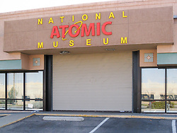 National Atomic Museum Albuquerque, Closed on March 23, 2008
