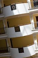 Interior of Pomories hotel Sunset Resort...Interiør fra hotellet Sunset Resort i Pomorie.