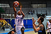 DeAndre Lansdowne<br /> Germani Basket Brescia - Vanoli Cremona<br /> Basket Precampionato Serie A LBA 2019/2020<br /> Desio 15 September 2019<br /> Foto Mattia Ozbot / Ciamillo-Castoria