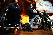 Wiesbaden | 30.10.2010..Vita Gala im Kurhaus Wiesbaden, hier: Vorstellung der Mensch-Hund-Teams auf der Buehne im Friedrich-von Thiersch-Saal im Kurhaus, Uebersicht...©peter-juelich.com..[No Model Release | No Property Release]