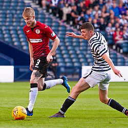 Queen's Park v St Mirren, Betfred Cup, 24 July 2018