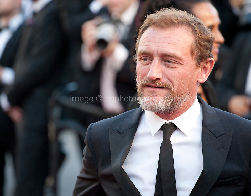 Actor and director Jean Paul Rouve at the gala screening for the film Mal De Pierres (From the Land of the Moon) at the 69th Cannes Film Festival, Sunday 15th May 2016, Cannes, France. Photography: Doreen Kennedy