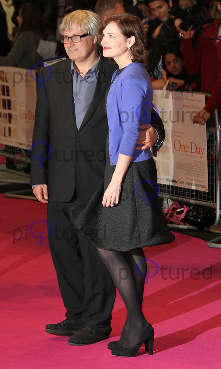 Elizabeth McGovern; Simon Curtis One Day European Premiere, Westfield, London, UK, 23 August 2011:  Contact: Rich@Piqtured.com +44(0)7941 079620 (Picture by Richard Goldschmidt)